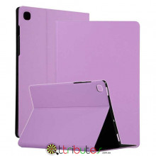 Чехол Samsung Galaxy Tab S6 lite 10.4 sm-p610 Fashion gum book purple