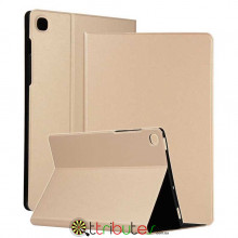 Чехол Samsung Galaxy Tab S6 lite 10.4 sm-p610 Fashion gum book gold