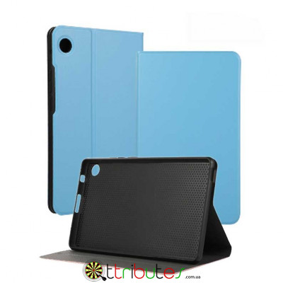 Чохол HUAWEI Matepad T8 8.0 KOBE2-W09A Fashion gum book sky blue