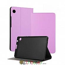 Чехол HUAWEI Matepad T8 8.0 KOBE2-W09A Fashion gum book purple