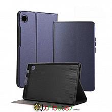 Чехол HUAWEI Matepad T8 8.0 KOBE2-W09A Fashion gum book dark blue