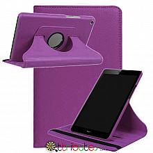Чохол HUAWEI Matepad T8 8.0 KOBE2-W09A 360 градусів purple