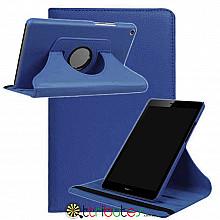 Чохол HUAWEI Matepad T8 8.0 KOBE2-W09A 360 градусів dark blue