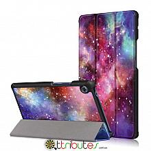 Чехол HUAWEI Matepad T8 8.0 KOBE2-W09A Print ultraslim galaxy