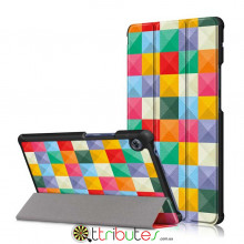 Чехол HUAWEI Matepad T8 8.0 KOBE2-W09A Print ultraslim square