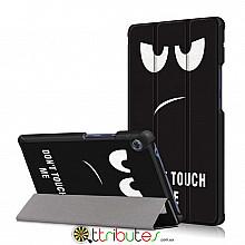 Чехол HUAWEI Matepad T8 8.0 KOBE2-W09A Print ultraslim don't touch