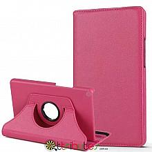 Чохол HUAWEI MediaPad T3 8.0 KOB-W09 L09 360 градусов rose red