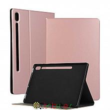 Чехол Samsung Galaxy Tab S7 11 2020 SM-T875 SM-T870 Fashion gum book rose gold