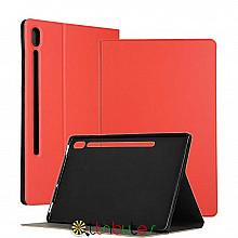 Чехол Samsung Galaxy Tab S7 11 2020 SM-T875 SM-T870 Fashion gum book red