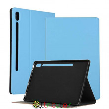 Чехол Samsung Galaxy Tab S7 11 2020 SM-T875 SM-T870 Fashion gum book sky blue