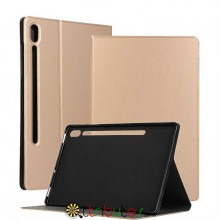 Чехол Samsung Galaxy Tab S7 11 2020 SM-T875 SM-T870 Fashion gum book gold