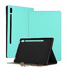 Чехол Samsung Galaxy Tab S7 11 2020 SM-T875 SM-T870 Fashion gum book mint green