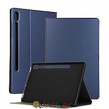 Чехол Samsung Galaxy Tab S7 11 2020 SM-T875 SM-T870 Fashion gum book dark blue