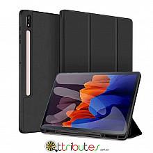 Чехол Samsung Galaxy Tab S7 Plus 12.4 2020 SM-T975 SM-T970 Gum ultraslim black