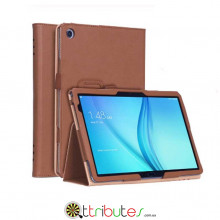 Чехол HUAWEI MediaPad M5 Lite 10.1  Premium classic brown