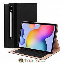 Чехол Samsung Galaxy Tab S7 Plus 12.4 2020 SM-T975 SM-T970  Premium classic black