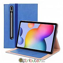 Чехол Samsung Galaxy Tab S7 Plus 12.4 2020 SM-T975 SM-T970  Premium classic blue
