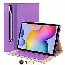 Чохол Samsung Galaxy Tab S7 Plus 12.4 2020 SM-T975 SM-T970 Premium classic purple