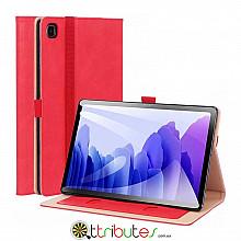 Чехол Samsung Galaxy Tab A7 10.4 2020 SM-T505 SM-T500  Premium classic red