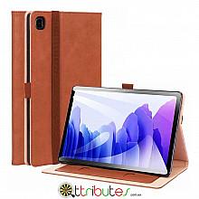 Чехол Samsung Galaxy Tab A7 10.4 2020 SM-T505 SM-T500  Premium classic brown