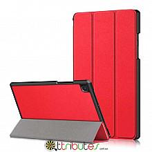 Чехол Samsung Galaxy Tab A7 10.4 2020 SM-T505 SM-T500 Moko ultraslim red