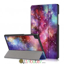 Чехол Samsung Galaxy Tab A7 10.4 2020 SM-T505 SM-T500  Print ultraslim galaxy