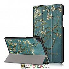 Чехол Samsung Galaxy Tab A7 10.4 2020 SM-T505 SM-T500  Print ultraslim bloomy tree