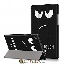 Чехол Samsung Galaxy Tab A7 10.4 T505 T500 2020 Print ultraslim don't touch