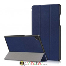 Чехол Samsung Galaxy Tab A7 10.4 2020 SM-T505 SM-T500 Moko ultraslim dark blue