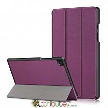 Чехол Samsung Galaxy Tab A7 10.4 2020 SM-T505 SM-T500 Moko ultraslim purple