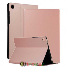 Чехол Samsung Galaxy Tab A7 10.4 2020 SM-T505 SM-T500  Fashion gum book rose gold