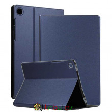 Чехол Samsung Galaxy Tab A7 10.4 2020 SM-T505 SM-T500  Fashion gum book dark blue