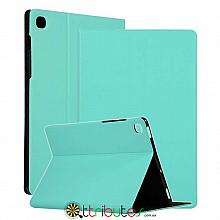 Чехол Samsung Galaxy Tab A7 10.4 2020 SM-T505 SM-T500  Fashion gum book mint green