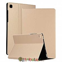 Чехол Samsung Galaxy Tab A7 10.4 2020 SM-T505 SM-T500  Fashion gum book gold