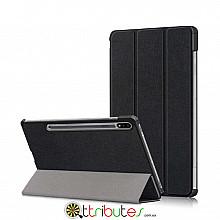 Чохол Samsung Galaxy Tab S7 Plus 12.4 2020 SM-T975 SM-T970 Moko ultraslim black