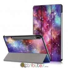Чохол Samsung Galaxy Tab S7 Plus 12.4 2020 SM-T975 SM-T970 Print ultraslim galaxy