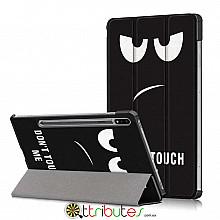 Чохол Samsung Galaxy Tab S7 Plus 12.4 2020 SM-T975 SM-T970 Print ultraslim don't touch