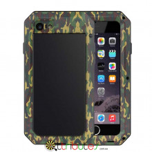 Чохол iphone 7/8 High Copy Lunatik khaki