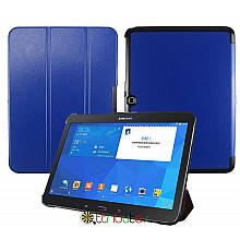 Чохол Samsung Galaxy Tab 4 10.1 T531 T530 T535 Moko book cover blue