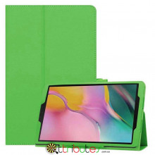 Чохол Samsung Galaxy Tab S6 lite 10.4 sm-p610 Classic book cover apple green