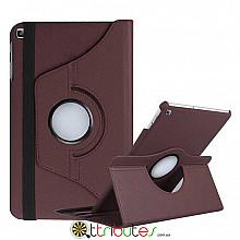 Чохол Samsung Galaxy Tab A7 10.4 2020 SM-T505 SM-T500 360 градусів brown