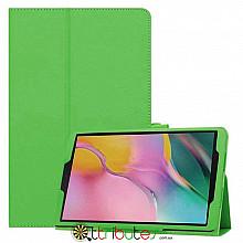 Чохол Samsung Galaxy Tab A7 10.4 2020 SM-T505 SM-T500 Classic book cover apple green