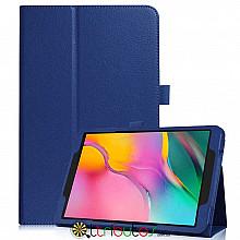 Чохол Samsung Galaxy Tab A7 10.4 2020 SM-T505 SM-T500 Classic book cover dark blue