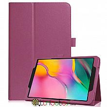 Чохол Samsung Galaxy Tab A7 10.4 2020 SM-T505 SM-T500 Classic book cover purple