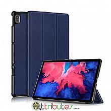 Чохол Lenovo Tab P11 TB-J606L 2021 Moko ultraslim dark blue