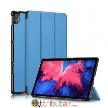 Чохол Lenovo Tab P11 TB-J606L 2021 Moko ultraslim sky blue