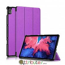 Чохол Lenovo Tab P11 TB-J606L 2021 Moko ultraslim purple