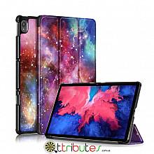 Чохол Lenovo Tab P11 TB-J606L 2021 Print ultraslim galaxy