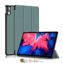 Чохол Lenovo Tab P11 Pro TB-J706F 2021 Moko ultraslim bottle green
