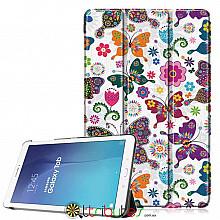 Чохол Samsung galaxy tab A 7.0 SM-T280 t285 Print ultraslim butterfly
